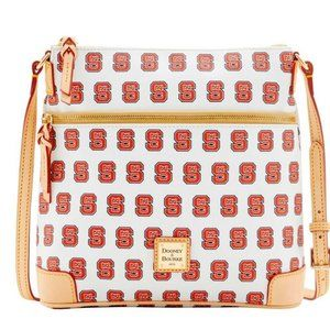 Dooney & Bourke NCAA NC State Crossbody Shoulder